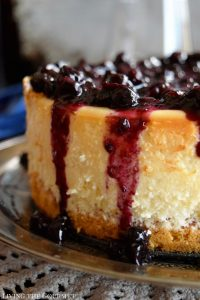 Junior's Cheesecake (Copycat)