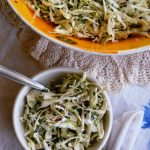 Perfect Picnic Coleslaw