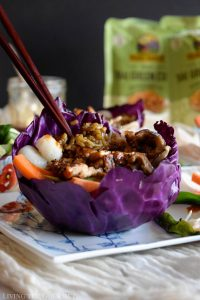 Asian Salad Rice Bowls