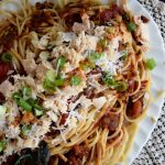 Linguine with Fresh Sauce and Portofino Tuna