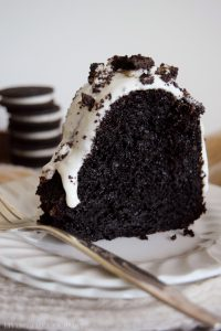 Chocolate Oreo Bundt – #BundtBakers