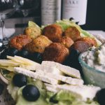 Mediterranean Falafel & Summer Wine Selections