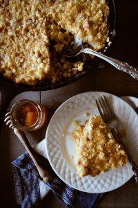Cornbread Pudding