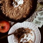 Apple Pecan Crisp for Two