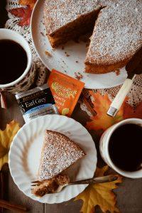 Walnut Tea Cake