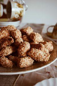 Sicilian Sesame Cookies