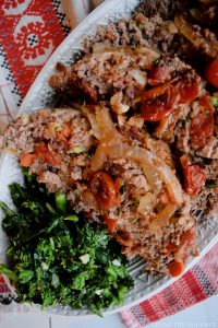Family Style Meatloaf