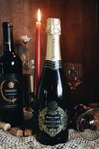 Wines for Valentine's Day featuring Herzog & Bartenura Wineries