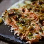 Fig & Herb Marinated Salmon