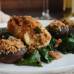 Stuffed Filet of Flounder