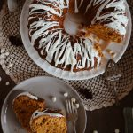 White Chocolate Pumpkin Bundt #BundtBakers