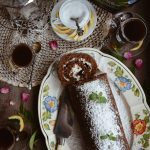 Perfect Espresso & Creamy Chocolate Roll