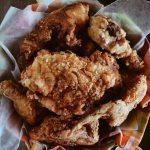 Spiced Crispy Fried Chicken