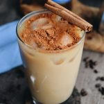 Iced Caramel Cinnamon Bulletproof Coffee