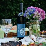 Pepper Crusted Steak featuring Yarden Wines