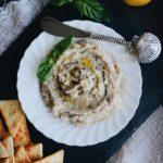 Grilled Mediterranean Bean Dip
