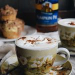 Pumpkin Pie Whipped Coffee