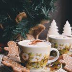 Gingerbread Eggnog Coffee