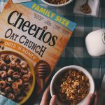Winter Morning Routines with Cheerios Oat Crunch Oats and Honey