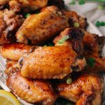 Asian Style Chicken Wings