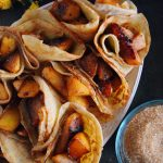 Caramelized Apple Crepes
