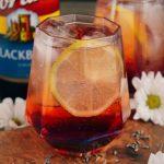Blackberry & Lavender Spritzer (Mocktail)