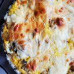 Potato Skillet Omelet