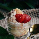PB & J Ice Cream (No-Churn)