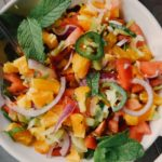 Spicy Orange Salad