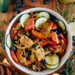 Summer Chicken Salad Bowl