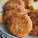 Tuna and Cornmeal Cakes