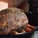 Brown Sugar & Ginger Spiced Pork Roast