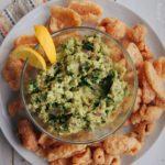 Grilled Jalapeno Guacamole