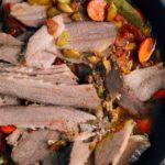 Pan Roasted Brisket of Beef