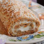 Carrot Roll Cake