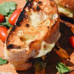Rustic Pepper & Grilled Cheese Toasties