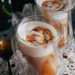 Almond Caramel Macchiato