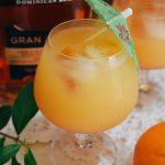 Rum Swizzle featuring Barceló Gran Añejo